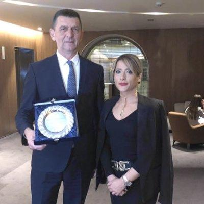 """Opštini Pljevlja  internacionalna nagrada """"Global Local"""""""