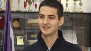Svijet je izgubio jedan VANSERIJSKI TALENAT Sa tugom u glasu direktor Matematičke gimnazije govori o MIHAJLU