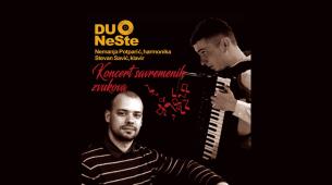 Koncert savremenih zvukova – Duo NeSte
