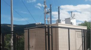 Tokom dana a posebno u večernjim časovima katastrofalni podaci o kvalitetu vazduha sa Mjerne stanice u Pljevljima