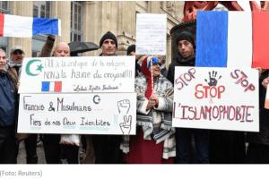 Marš protiv islamofobije nakon napada na džamiju u Francuskoj