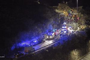 Mladić iz BiH napravio haos u Hrvatskoj: Bježao policiji autom punim migranata