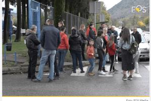 Protestovali ispred ZIKS-a zbog selektivne primjene uslovnog otpusta