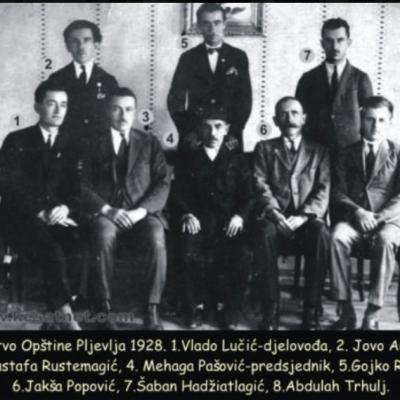 ПЉЕВАЉСКО ДРУШТВО У КОНТЕКСТУ ЗАПИСНИКА СЈЕДНИЦА ОПШТИНСКОГ ОДБОРА У ПЉЕВЉИМА (27. октобар 1918. – 4. март 1920.)