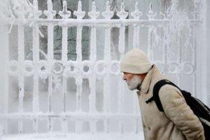 Ledeni talas zahvatio Crnu Goru: Jaka oluja i temperatura se spušta na -10