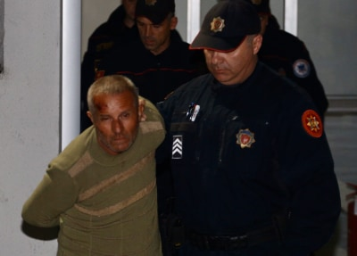 Kamere zabilježile ubistvo Lekovića i pokušaj ubistva njegovog kolege