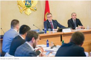 Žustra rasprava poslanika – Burno na Odboru: Gvozdenović izrekao dvije opomene Momu Koprivici