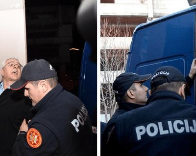 Mandić, Knežević i Zogović pušteni iz pritvora