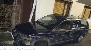 Napravio haos u Podgorici: Ukrao kamion, bježao policiji, oštetio auta, ograde, stubove