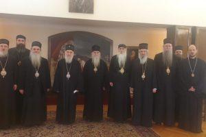 Sinod SPC: Da se izbjegnu bilo kakve političke ili stranačke zloupotrebe okupljanja