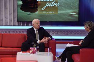 Marković: Otpor zakonu prerastao u obračun sa Crnom Gorom, to je razočaravajuće