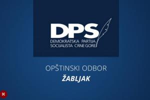 DPS Žabljak: Niko ne ugrožava crkve, poziv na njihovu odbranu anticrnogorska ujdurma