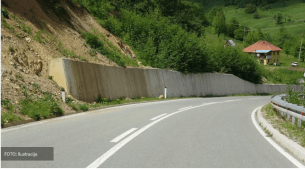 Udes na putu Slijepač most-Pljevlja: Vozač Zlatnika teško povrijeđen