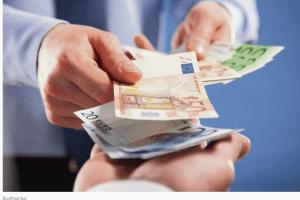 Građani pozajmili 455 miliona eura