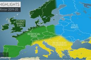 Stigla najnovija dugoročna prognoza: Zima u Evropi je gotova