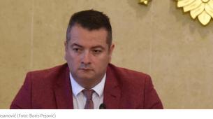 Uhapšen Kotoranin: Osumnjičen da je preko društvene mreže prijetio Vuksanoviću