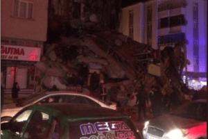 Raste broj žrtava zemljotresu u Turskoj, 20 mrtvih i više od hiljadu povrijeđenih