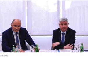 Sastanak predsjednika PKCG i direktora Poreske uprave Rast naplate poreza pokazuje da privreda dobro posluje