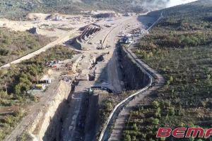 Za gradnju auto-puta isplaćeno blizu 650 miliona eura