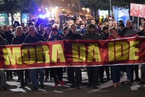 Održan protest u Podgorici: Vlast da bude servis građana