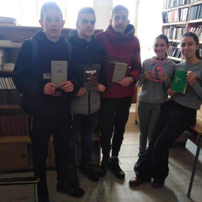 Obilježen Svjetski dan darivanja knjige na Žabljaku