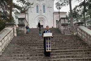 Свети Василије Острошки благосиља Пљевља и Стару Херцеговину!