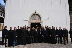 Митрополит Амфилохије стигао у Пљевља