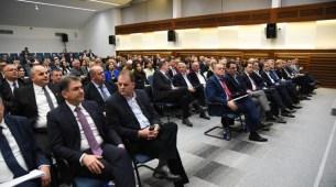 Roćen predsjednik Političkog savjeta, Gozdenović politički direktor