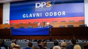 DPS bira novo Predsjedništvo