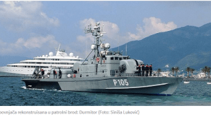 """Mornarica opet izvisila, a samo """"Durmitor"""" borbeno sposoban"""