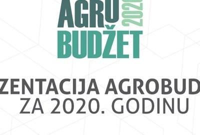Sjutra predstavljanje Agrobudžeta u Pljevljima