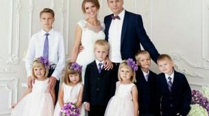 Udala se za samohranog oca šestoro djece, ovako izgleda njihov život