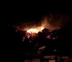U Selcu kod Pljevalja izgorela kuća i pomoćni objekti porodice Vojinović