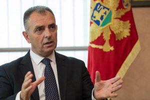 Hrapović: Nema nijedan registrovan slučaj, ali je realno da koronavirus dođe u Crnu Goru