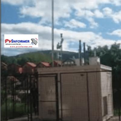 Kvalitet vazduha u Crnoj Gori – 02.03.2020. godine