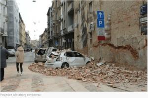 Preminula djevojčica koja je bila teško povrijeđena u zemljotresima u Zagrebu