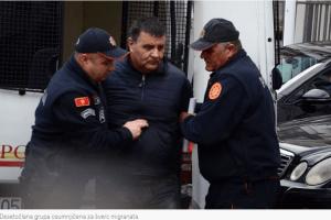 Dragutinović za prevoz svake grupe migranata dobijao po 100 eura
