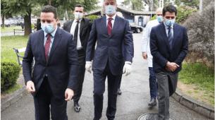 Đukanović obišao KCCG: Slijedi još teži period, svi da budemo zajedno još odgovorniji