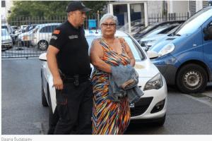 Dajana Šudabajev pristala na četiri godine robije