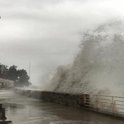 Direktorat za vanredne situacije upozorio: Sjutra obilna kiša i olujni vjetar