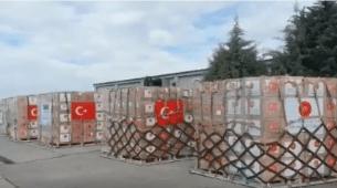Stigla pomoć iz Turske