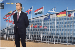Bošković: Za sada nam ne treba dodatna pomoć NATO-a