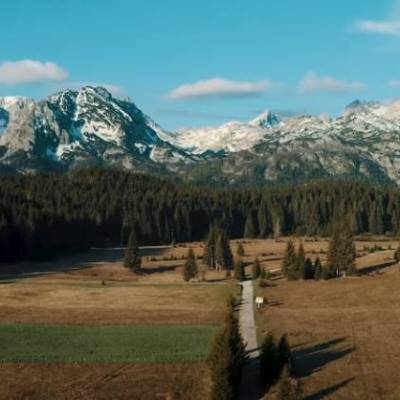 VIDEO: Najljepši planinski vijenac u CG: Jedinstvena prirodna LJEPOTA Durmitora
