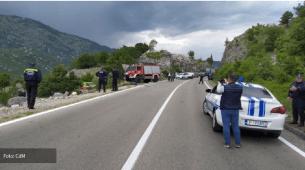 Tužilac: Uhapšena osumnjičena za izazivanje udesa kod Nikšića