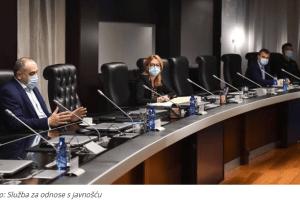 Simović: Dosadašnji rezultati garancija su efikasnog odgovora na predstojeće potrebe
