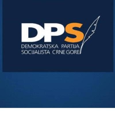 DPS: Litije predvodili političari, crnogorska zastava zloupotrijebljena