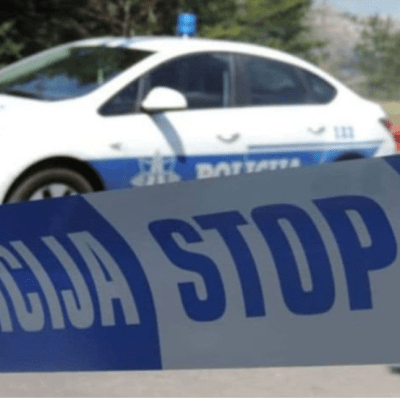Skoro 14 hiljada vozača u Crnoj Gori, bilo je pod dejstvom alkohola