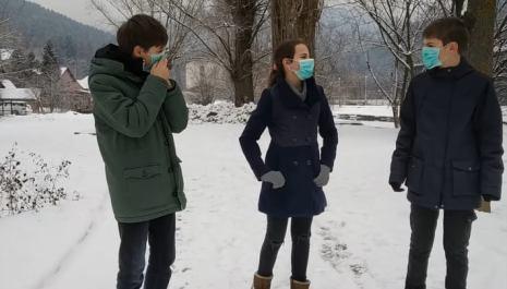 """Rad učenika OŠ """"Salko Aljković"""" među odabranima za konkurs """"YOUNG REPORTERS FOR THE ENVIRONMENT 2020"""""""