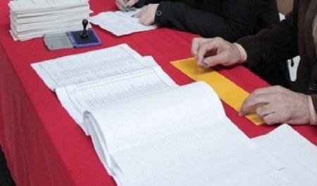 Podnošenje izbornih lista počinje danas