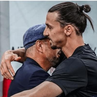 Ibrahimović objavio fotografiju sa Mihajlovićem i sve oduševio kratkom porukom